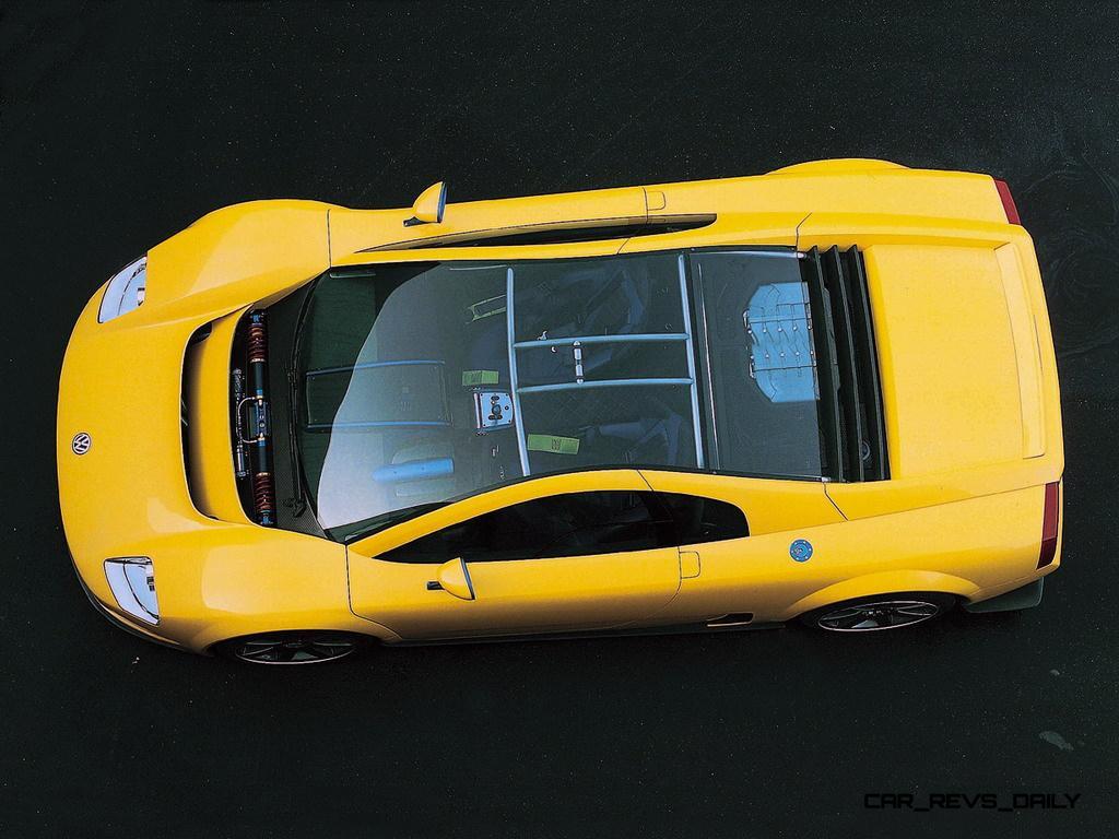 1997 Volkswagen W12 SYNCHRO 3