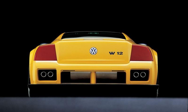 1997 Volkswagen W12 SYNCHRO 5