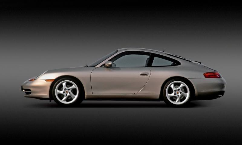 1998 911 Carrera Coupe Type 996 3_4 litre_001