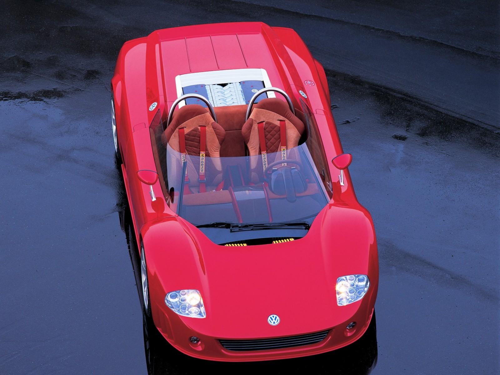 1998 Volkswagen W12 Roadster 18