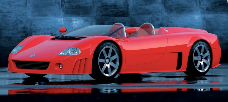 1998 Volkswagen W12 Roadster 22