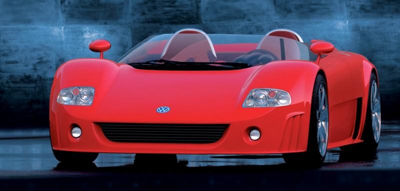 1998 Volkswagen W12 Roadster 23