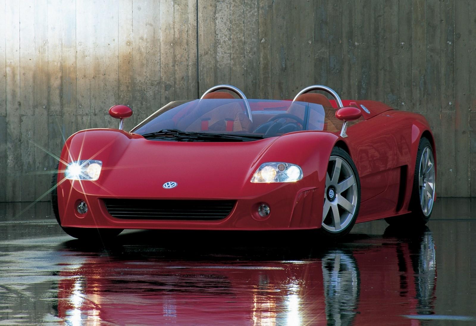 1998 Volkswagen W12 Roadster 29