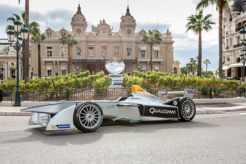 Principauté de Monaco (98) Formula E Holdings