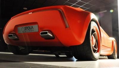 2000 Lancia Stratos S81 Stola 15
