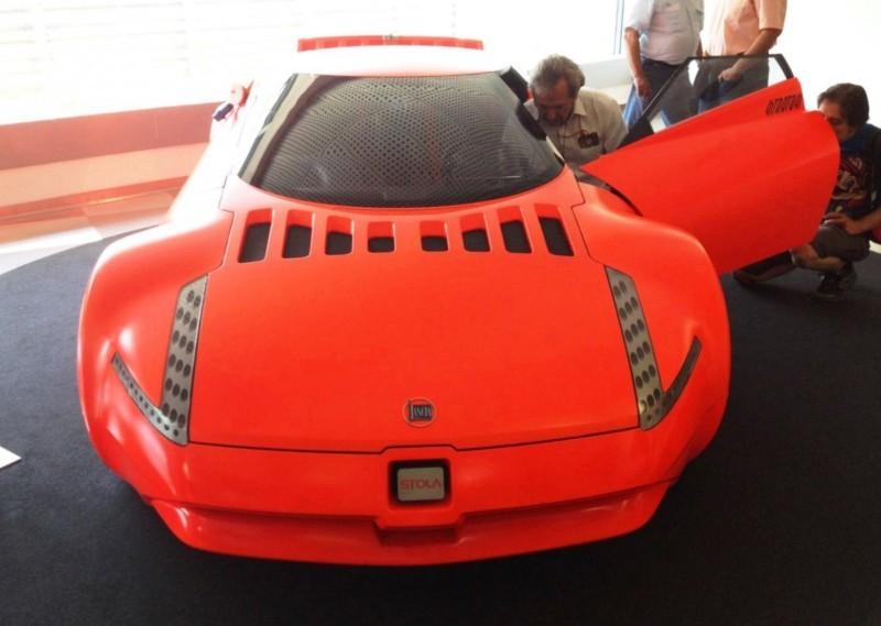2000 Lancia Stratos S81 Stola 21