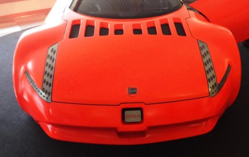 2000 Lancia Stratos S81 Stola 22