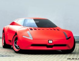 Concept Flashback – 2000 Lancia STRATOS S81 by Stola