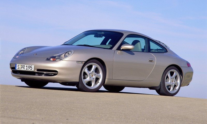 2001 911 Carrera Coupe Type 996 3_4 litre_001