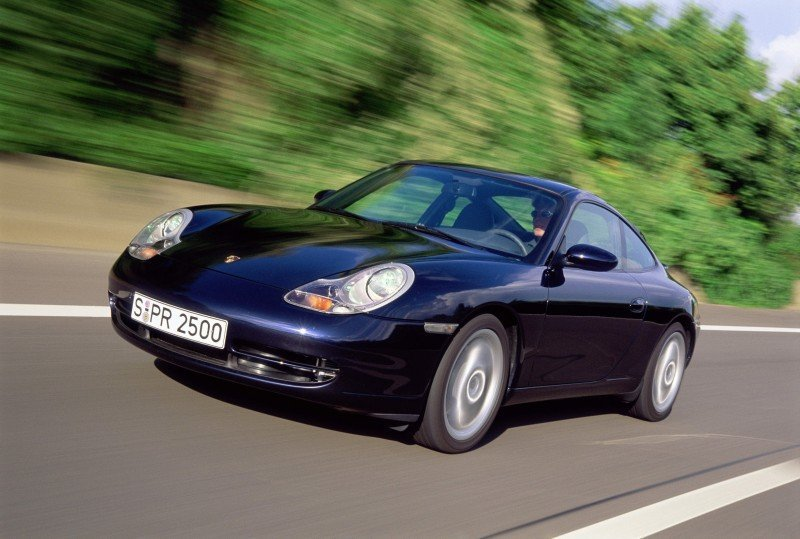 2001 911 Carrera Coupe Type 996 3_4 litre_001_001