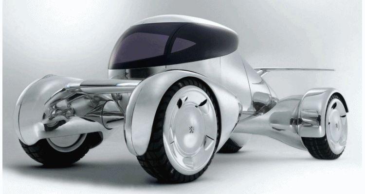 2001 Peugeot Moonster Concept GIF header2