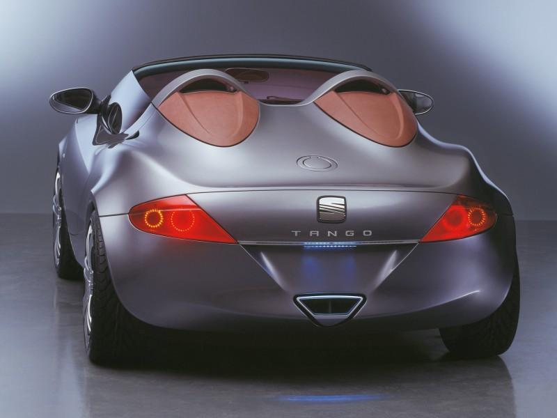 2001 SEAT Tango 12