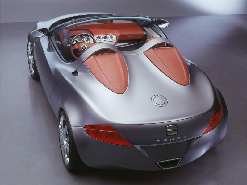 2001 SEAT Tango 14