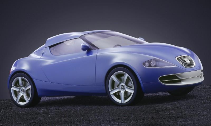 2001 SEAT Tango 15