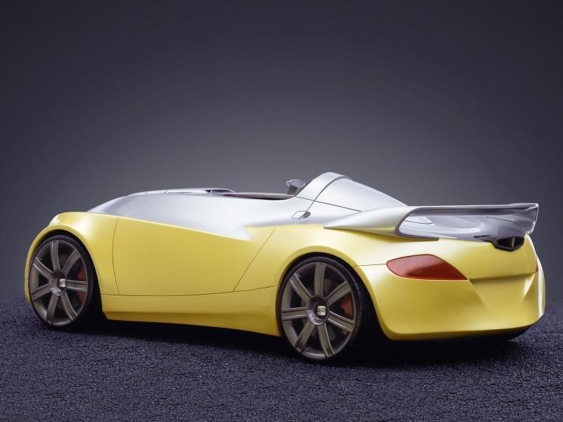 2001 SEAT Tango 19
