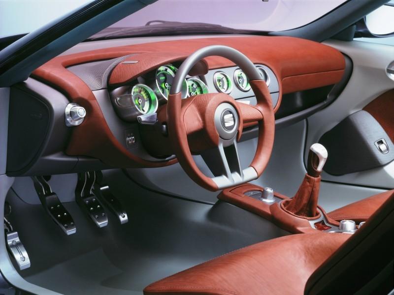 2001 SEAT Tango 9