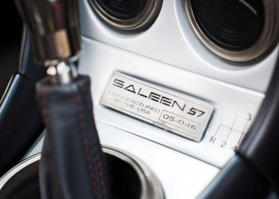 2005 SALEEN S7 Twin Turbo Competition Package 17