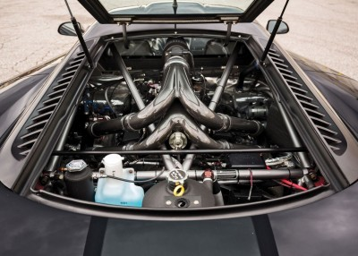 2005 SALEEN S7 Twin Turbo Competition Package 3