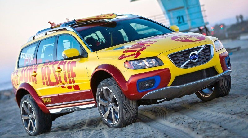 2005 Volvo XC70 AT and 2007 XC70 Surf Rescue are California Surf'n'Turf Dreams 14