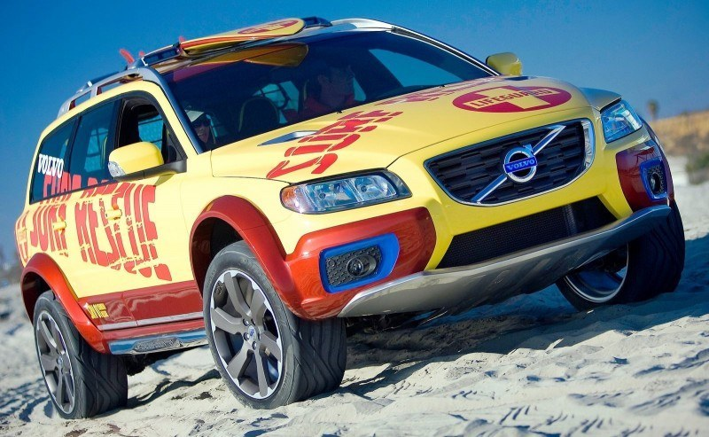 2005 Volvo XC70 AT and 2007 XC70 Surf Rescue are California Surf'n'Turf Dreams 17