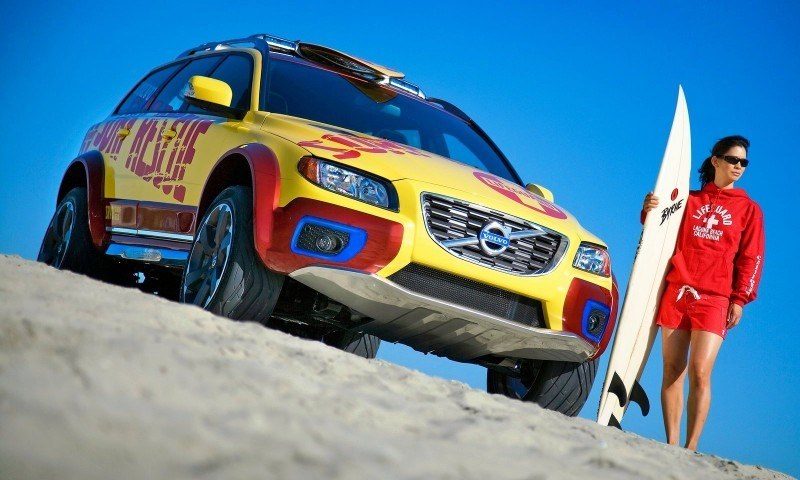 2005 Volvo XC70 AT and 2007 XC70 Surf Rescue are California Surf'n'Turf Dreams 19