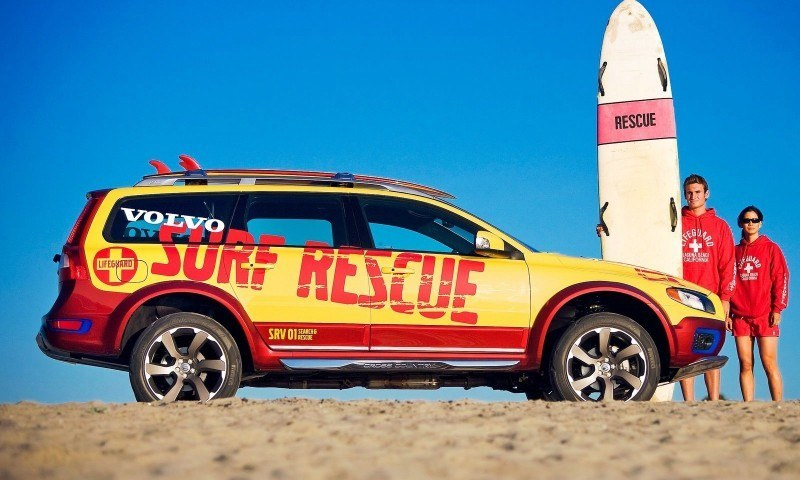 2005 Volvo XC70 AT and 2007 XC70 Surf Rescue are California Surf'n'Turf Dreams 26