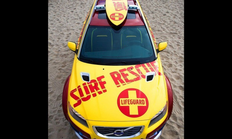 2005 Volvo XC70 AT and 2007 XC70 Surf Rescue are California Surf'n'Turf Dreams 37