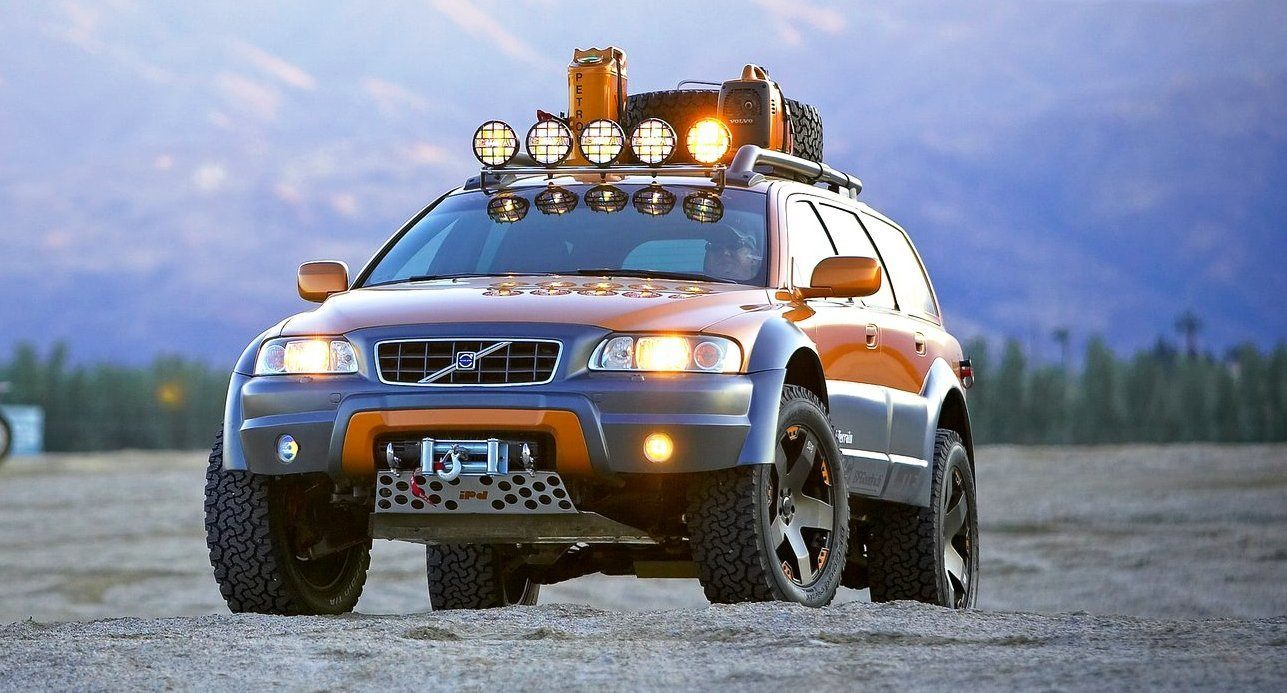 2005 volvo xc70 at and 2007 xc70 surf rescue are california surf n turf