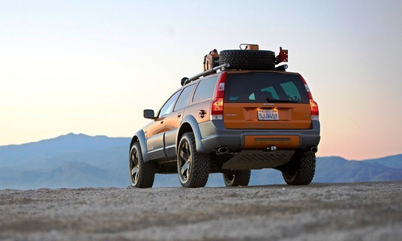 2005 Volvo XC70 AT and 2007 XC70 Surf Rescue are California Surf'n'Turf Dreams 7