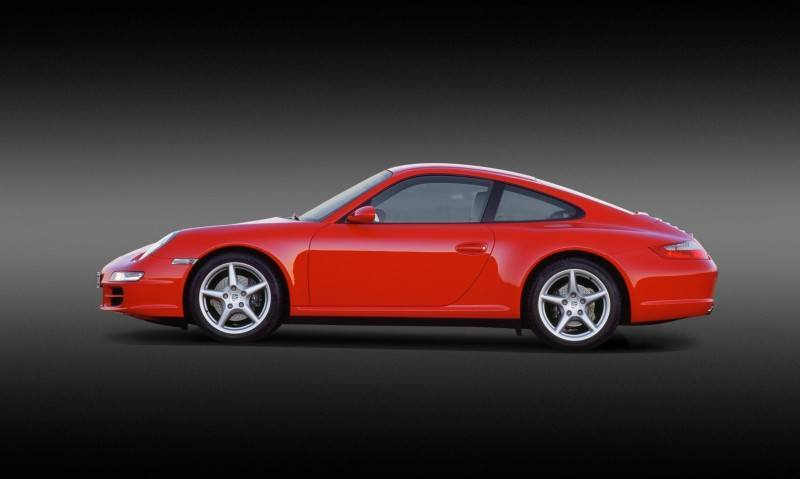 2006 911 Carrera 4 Type 997 3_6 litre_001