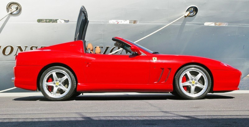 2006 Ferrari 575 SuperAmerica 10