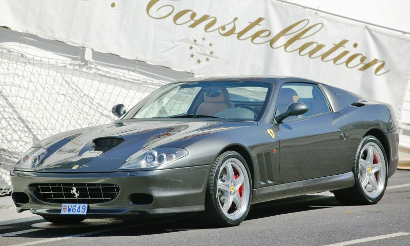 2006 Ferrari 575 SuperAmerica 14