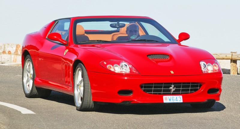 2006 Ferrari 575 SuperAmerica 22