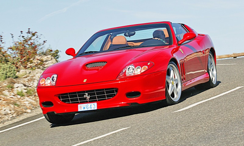 2006 Ferrari 575 SuperAmerica 24