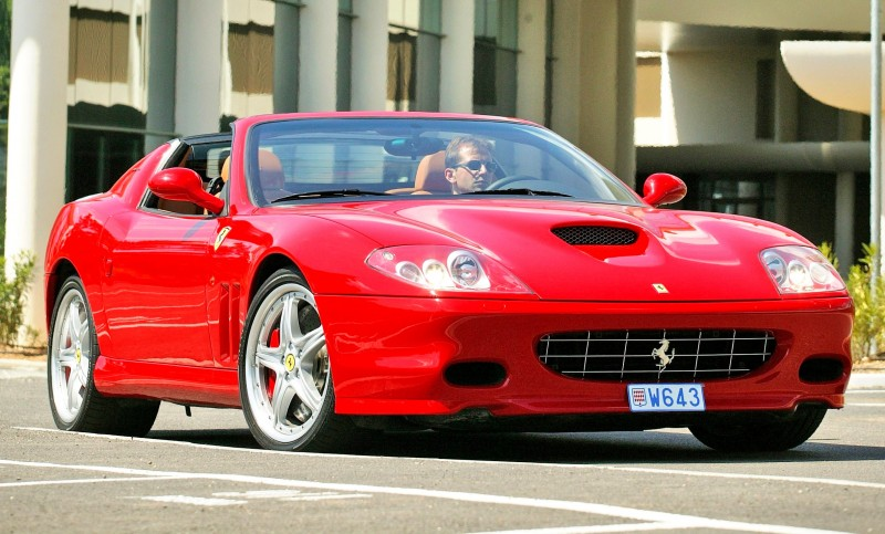 2006 Ferrari 575 SuperAmerica 30