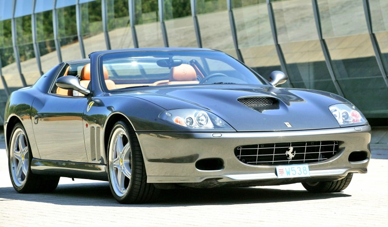 2006 Ferrari 575 SuperAmerica 40