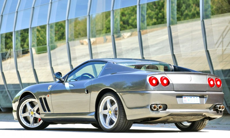 2006 Ferrari 575 SuperAmerica 43