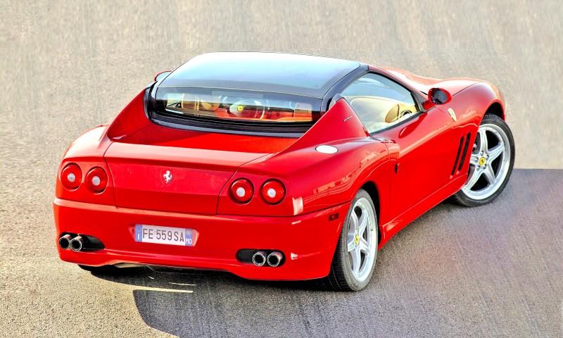 2006 Ferrari 575 SuperAmerica 59