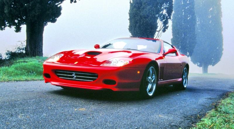 2006 Ferrari 575 SuperAmerica 62
