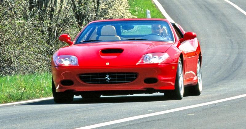 2006 Ferrari 575 SuperAmerica 66