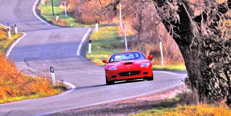 2006 Ferrari 575 SuperAmerica 67