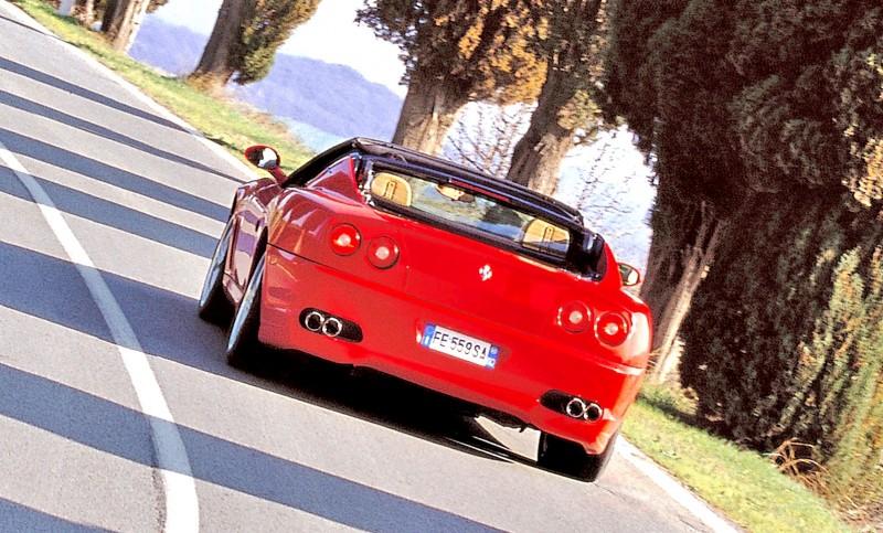 2006 Ferrari 575 SuperAmerica 68