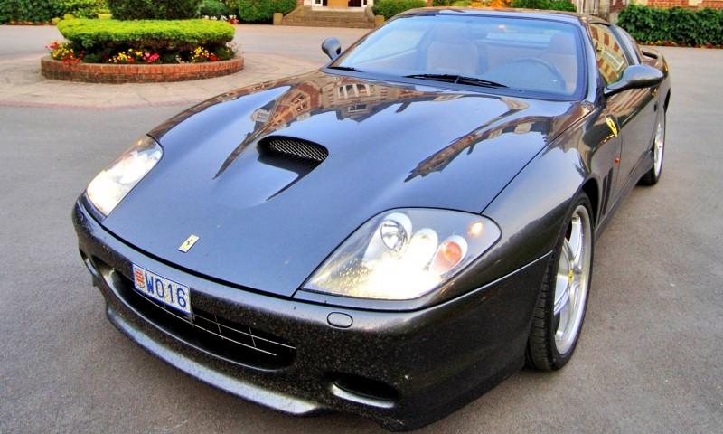 2006 Ferrari 575 SuperAmerica 7