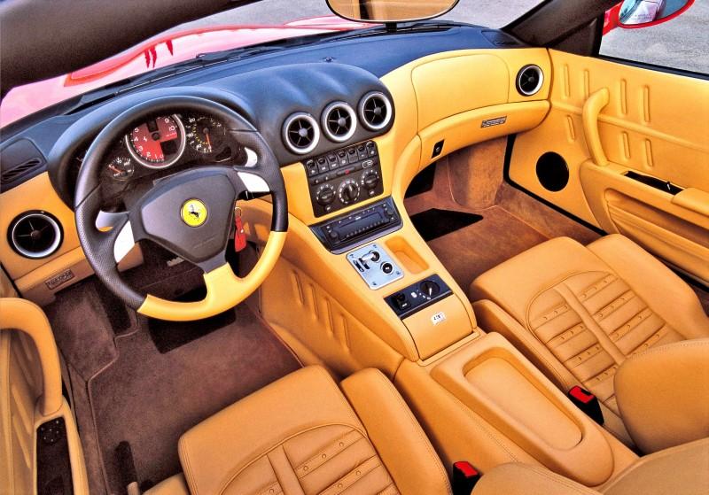 2006 Ferrari 575 SuperAmerica 71
