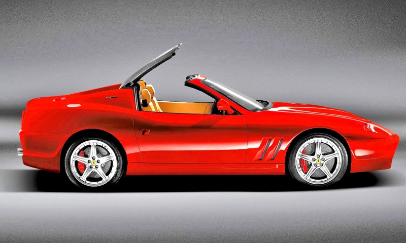 2006 Ferrari 575 SuperAmerica 80
