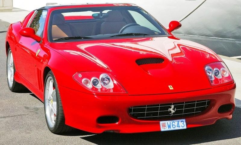 2006 Ferrari 575 SuperAmerica 9
