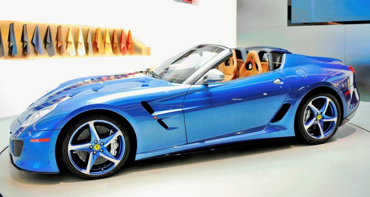 2006 Ferrari 575 SuperAmerica Previews F12 Targa in 85 High-Res Monaco Photos giuf