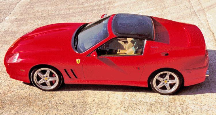 2006 Ferrari 575 SuperAmerica gif54