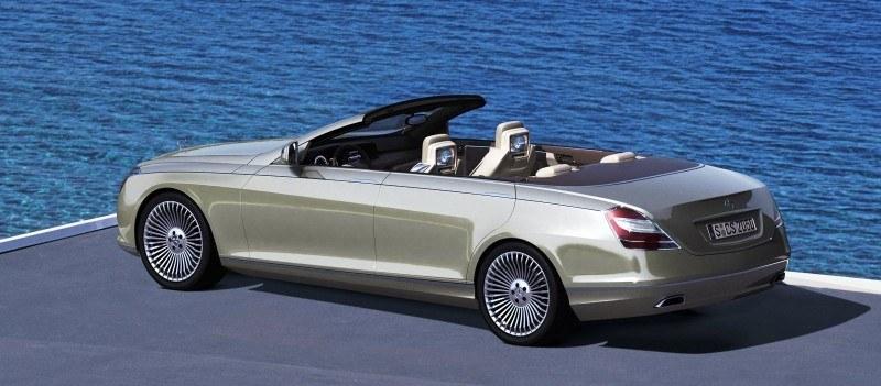 2007 Mercedes-Benz Ocean Drive Concept26