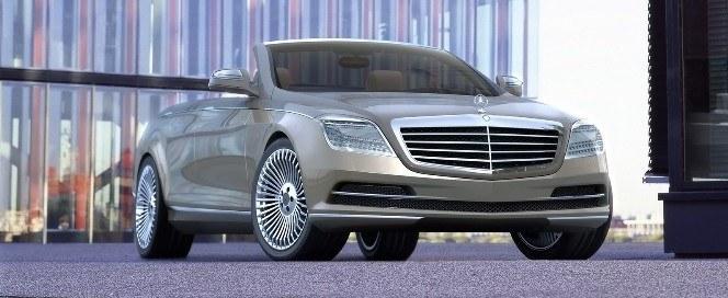2007 Mercedes-Benz Ocean Drive Concept33
